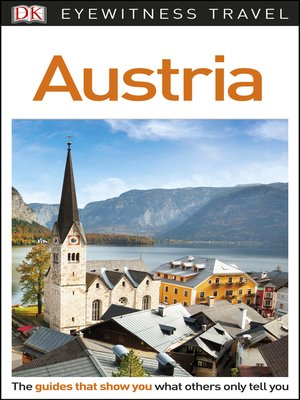 cover image of DK Eyewitness Travel Guide Austria