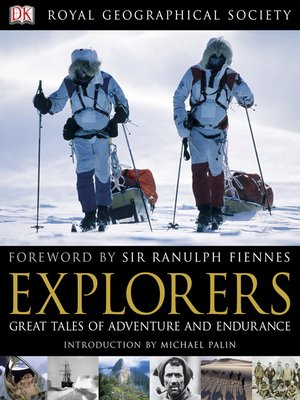 cover image of Explorers