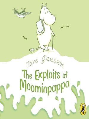 cover image of The Exploits of Moominpappa