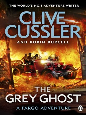 cover image of The Grey Ghost