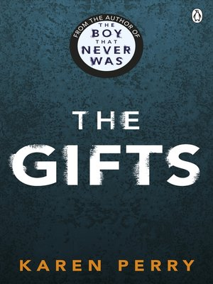 cover image of The Gifts