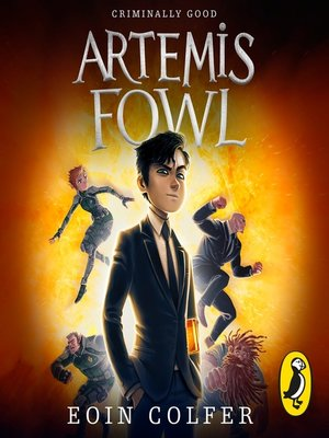 cover image of Artemis Fowl Series, Book 1