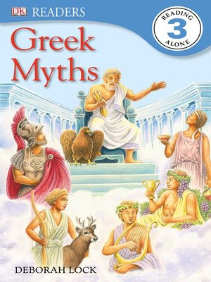 cover image of Greek Myths