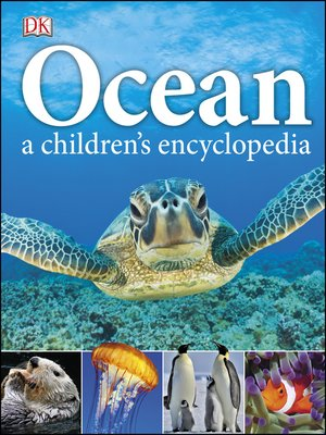 cover image of Ocean a Children's Encyclopedia