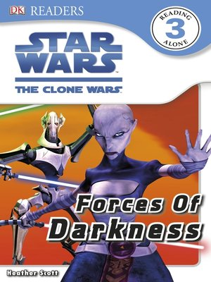 cover image of Star Wars: The Clone Wars: Forces of Darkness