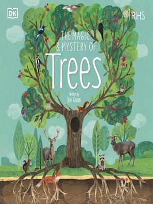 cover image of RHS the Magic and Mystery of Trees