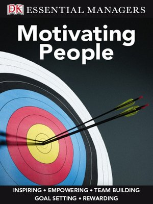 cover image of Motivating People