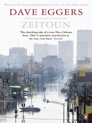 cover image of Zeitoun