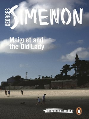 cover image of Maigret and the Old Lady