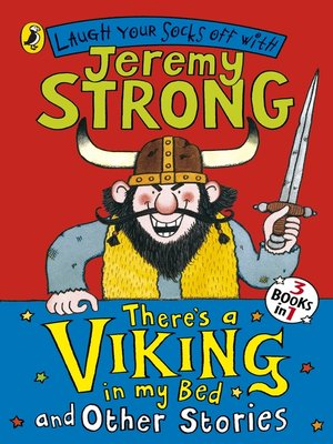cover image of There's a Viking in My Bed and Other Stories