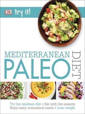 cover image of Mediterranean Paleo Diet