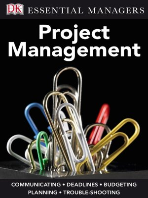 cover image of Project Management