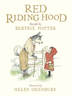cover image of Red Riding Hood