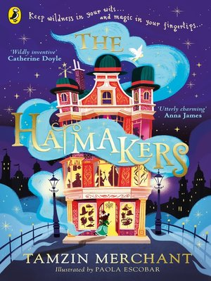 cover image of The Hatmakers