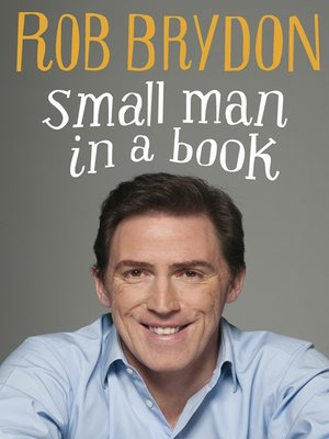 cover image of Small Man in a Book