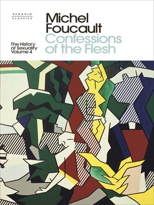 cover image of The History of Sexuality, Volume 4