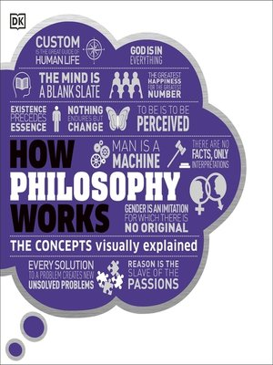 cover image of How Philosophy Works
