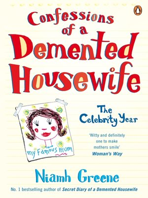 cover image of Confessions of a Demented Housewife