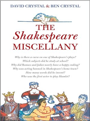 cover image of The Shakespeare Miscellany
