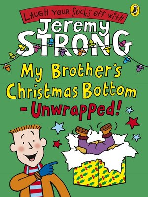 cover image of My Brother's Christmas Bottom--Unwrapped!