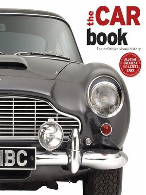 cover image of The Car Book