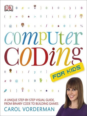 cover image of Computer Coding for Kids