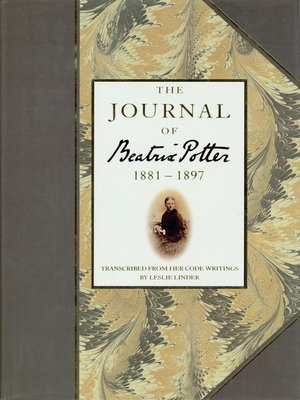 cover image of The Journal of Beatrix Potter from 1881 to 1897