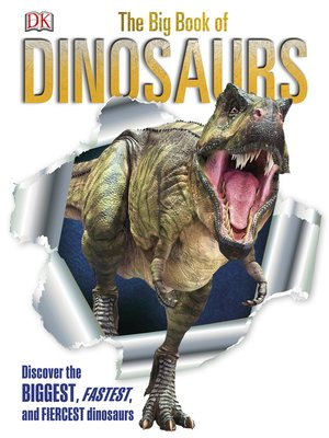 cover image of The Big Book of Dinosaurs