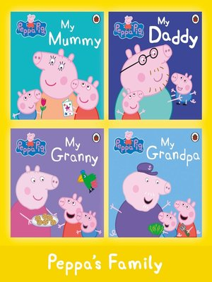 cover image of Peppa's Family
