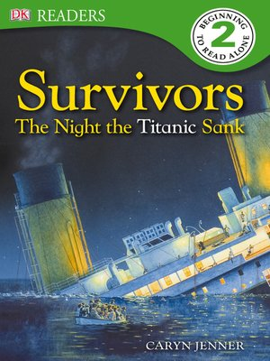 cover image of Survivors the Night the Titanic Sank