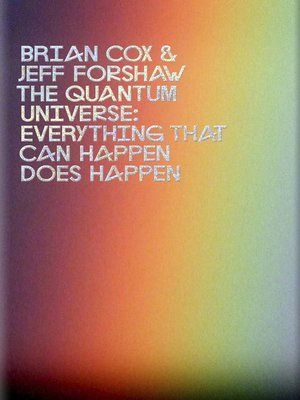 cover image of The Quantum Universe