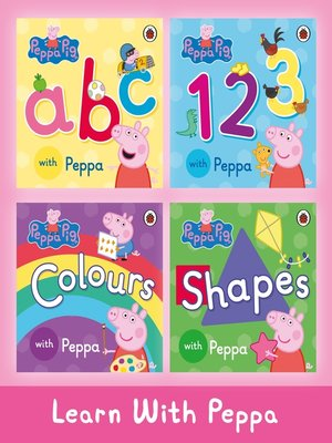 cover image of Learn With Peppa