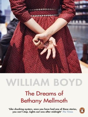 cover image of The Dreams of Bethany Mellmoth