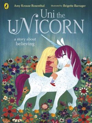 cover image of Uni the Unicorn