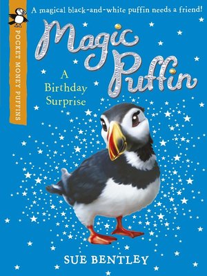 cover image of Magic Puffin
