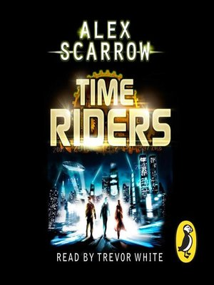 cover image of TimeRiders (Book 1)