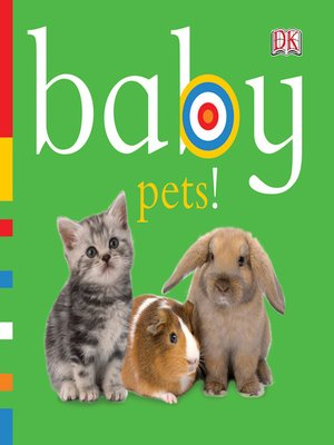 cover image of Baby Pets!