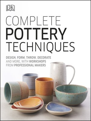 cover image of Complete Pottery Techniques