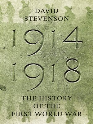 cover image of 1914-1918