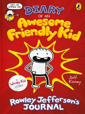 cover image of Diary of an Awesome Friendly Kid