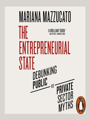 cover image of The Entrepreneurial State