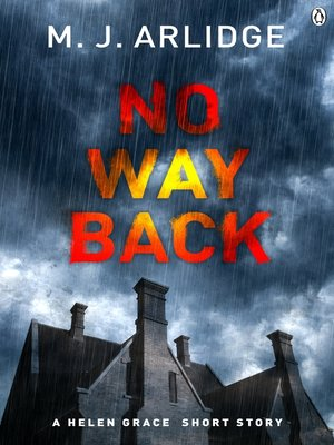 cover image of No Way Back