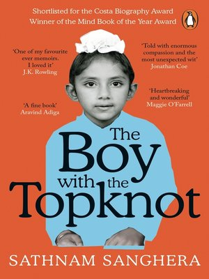 cover image of The Boy with the Topknot