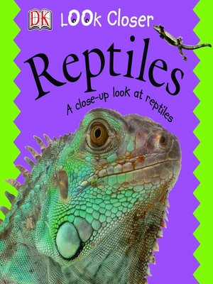 cover image of Reptiles
