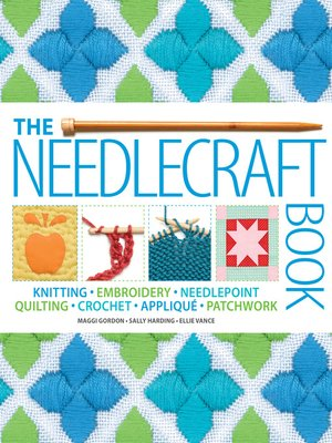 cover image of The Needlecraft Book
