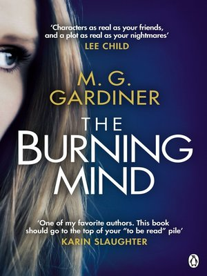 cover image of The Burning Mind