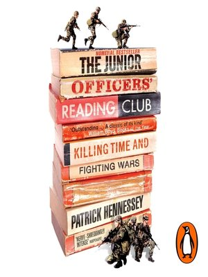 cover image of The Junior Officers' Reading Club