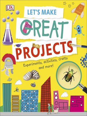 cover image of Let's Make Great Projects