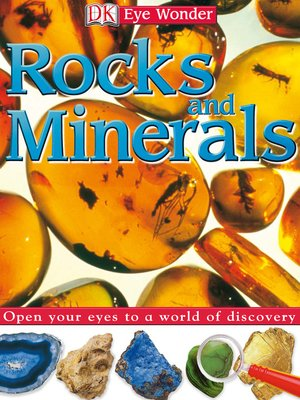 cover image of Rocks & Minerals