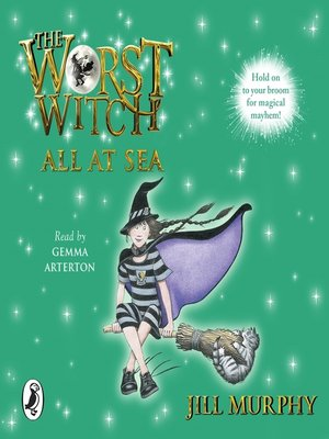 cover image of The Worst Witch All at Sea